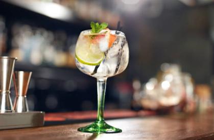 Barry's of Douglas Bar - Gin & Tonics
