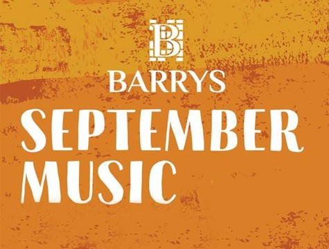 Music & Events - Barry's Restaurant & Bar