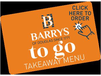 Barrys Bar and Restaurant Takeaway Menu